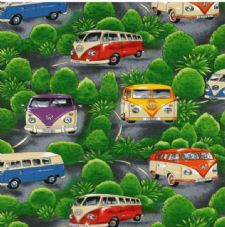 Nutex On Tour Camper Van  Fabric